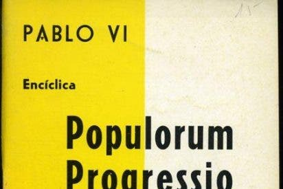 50 años de la Populorum Progressio