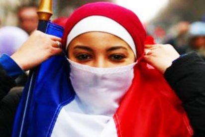 [VÍDEO] Las terroríficas 'zonas de exclusión' francesas donde los musulmanes echan con palos a la indefensa Policía