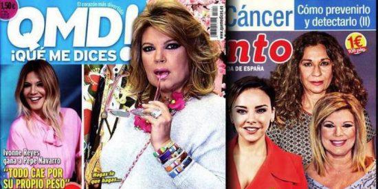 Terelu Campos se desboca y ya no puede parar de revelar sus gustos sexuales y cochinadas favoritas