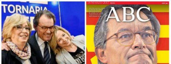 """La prensa monclovita, encantada con la benévola condena a Mas: """"Ya todos los separatistas están advertidos"""""""
