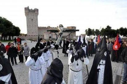 Semana Santa en Medina del Campo... Donde el silencio se escucha