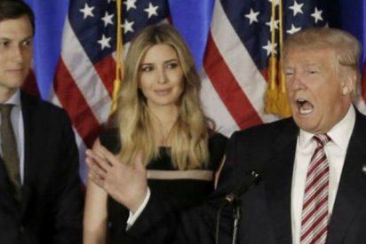 Ivanka Trump se esta forrando tras decretar los progres un boicot a sus prendas de ropa