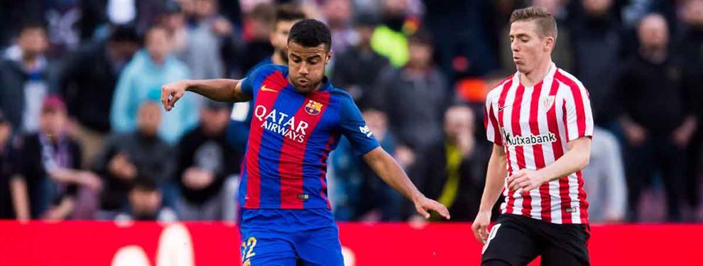 Rafinha presiona al Barça con las ofertas de tres grandes de Europa