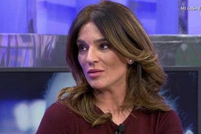La ex de Chiquetete vuelve a 'Sálvame' armando otro Bollo