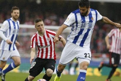 La Real ve alejarse la Champions: Real Sociedad 0 - Athletic de Bilbao 2