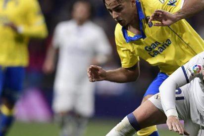 Real Madrid 3-3 Las Palmas; Barcelona nuevo líder