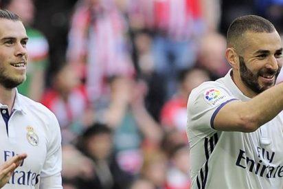Real Madrid gana en Bilbao y consolida su liderato en España
