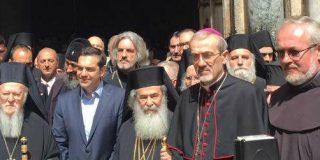 El Santo Sepulcro reabre sus puertas con un llamamiento al ecumenismo real en Jerusalén