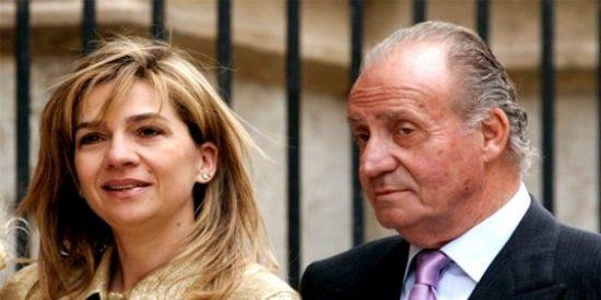 El precio que ha pagado el Rey Juan Carlos por la absolución de la Infanta Cristina... según Anguita
