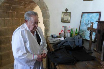 Fallece el cura de montaña al que el Papa felicitó por su compromiso