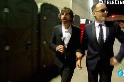 Risto monta otra 'escenita' abandonando el plató de 'Got Talent'