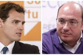 El arrogante Rivera ve en Murcia la ocasión de hacer relevante a Ciudadanos