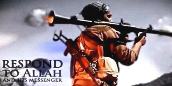 [VÍDEO] Los más patosos del ISIS y sus sonadas gilipolladas en el feroz campo de batalla