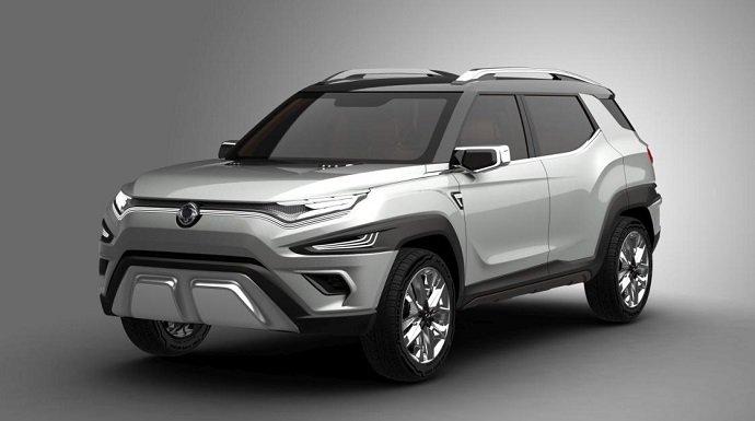 SsangYong y Subaru interpretan los SUV del futuro