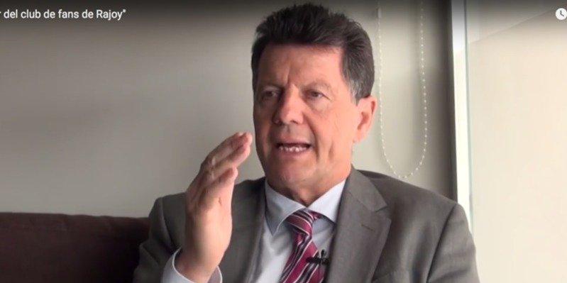 """Alfonso Rojo: """"Mariano Rajoy es Bismarck comparado con sus rivales"""""""