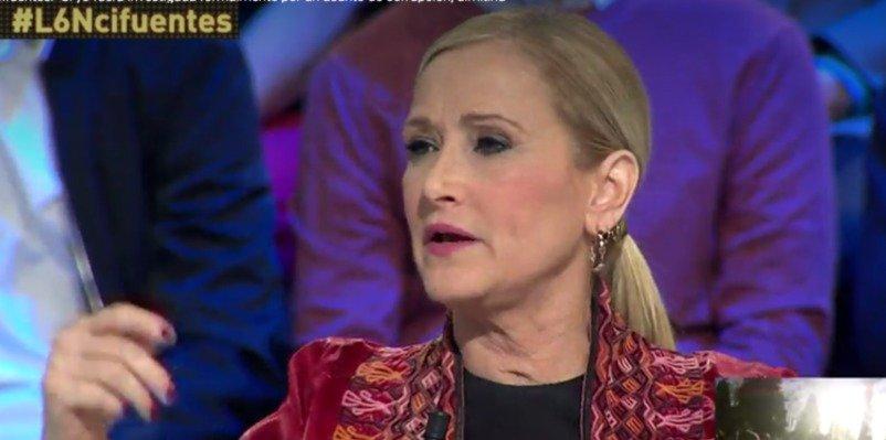 Cristina Cifuentes: Nueve comunidades autónomas españolas elevaron su PIB más de un 3% en 2016