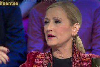 """Cristina Cifuentes: """"Podemos tiene bula, Pablo Iglesias es machista y las mujeres podemitas se lo consienten"""""""