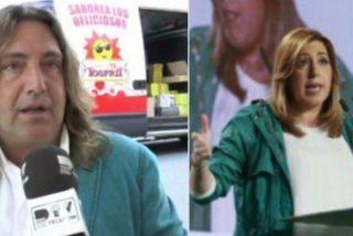 Susana Díaz y Pepe 'El marismeño': ¿Son mellizos, van al mismo colegio o juegan en el mismo equipo?