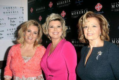 'Supervivientes': Las hijas de la Campos están muy preocupadas por ella