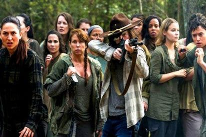Patinazo mayúsculo en 'The Walking Dead'