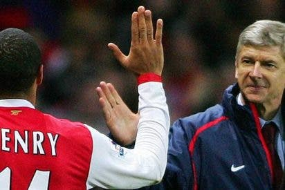 Thierry Henry no descarta ser el entrenador del Arsenal