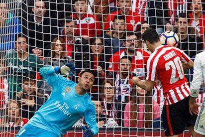 Top Secret: Revuelo en el Madrid con Keylor Navas tras la victoria en Bilbao