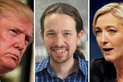 """Verstrynge mete en el mismo saco a Podemos, Le Pen y Trump: """"Todos esos populismos defienden una mayor intervención del Estado"""""""