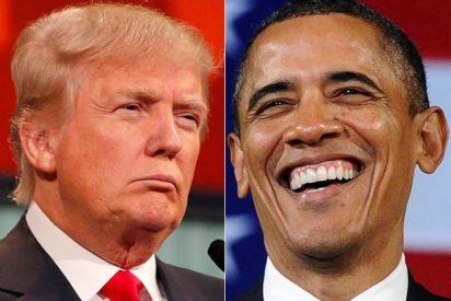 Trump tiene la mosca tras la oreja: pide al Congreso que investigue si Obama mandó intervenir sus teléfonos