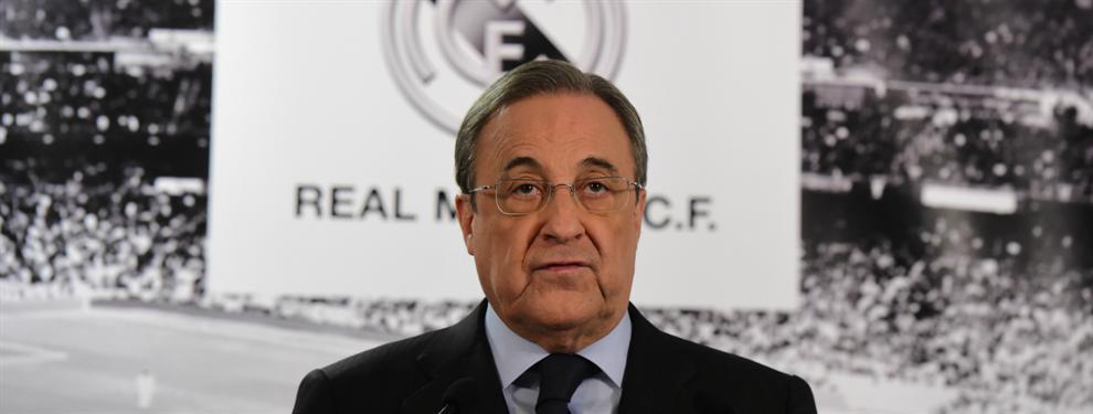Ultimátum de un jugador del Real Madrid a Florentino Pérez