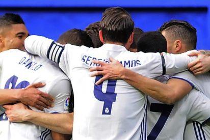 Un doblete de Benzema devuelve el liderato liguero al Real Madrid