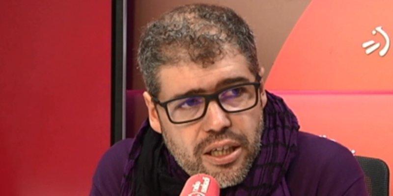"""Unai Sordo: """"Mi designación como candidato al frente de CCOO es producto de un consenso amplio, no de un dedazo"""""""