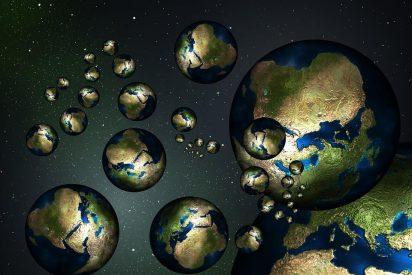 Un universo paralelo en el que nuestro pasado es su futuro