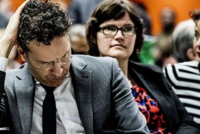 El PSOE salva el culo y el cargo a Dijsselbloem, el jefe del Eurogrupo que llamó 'parásitos' a los españoles