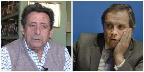 """Ussía ajusticia a Carmona: """"Es un inane cobarde y un ridículo espantapájaros"""""""
