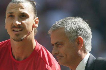 ¡Va a por él! El delantero que quiere Mourinho para ?cargarse? a Ibrahimovic