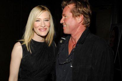 Val Kilmer defiende sus mensajes de amor a Cate Blanchett