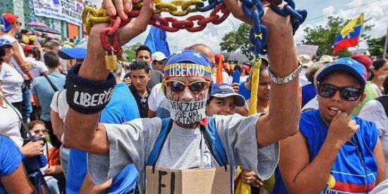 Los chavistas se pasan por el forro una resolución de la ONU que exige la libertad para los presos políticos