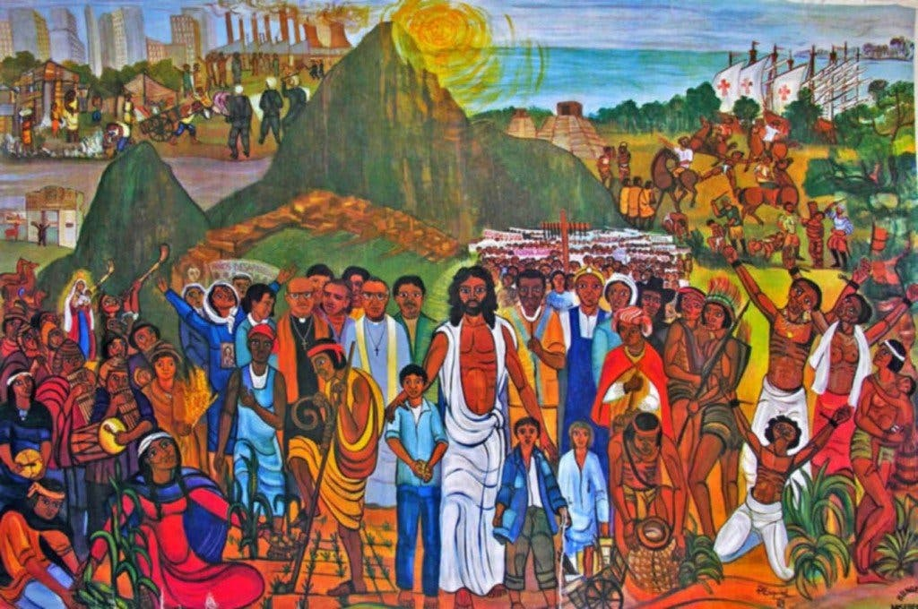 Viacrucis, camino de misericordia