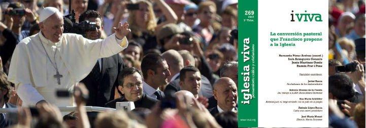 La conversión pastoral que propone el Papa Francisco a la Iglesia