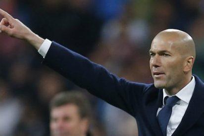Zidane le enseña la puerta de salida a uno de los favoritos del Bernabéu