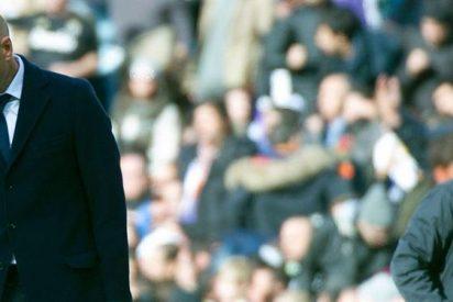 Zidane pone nervioso a Simeone con una llamada telefónica