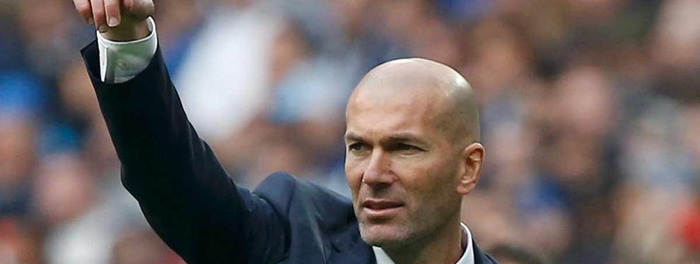 Zidane prepara una 'bomba' para el vestuario tras el parón (más de uno va a alucinar)