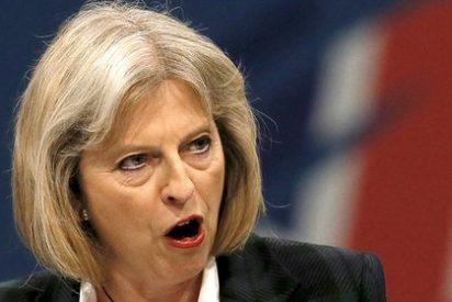 Theresa May avisa a Europa de que no negociará la soberanía de Gibraltar con el Brexit