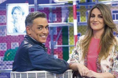 Kiko Hernández presentó oficialmente sus hijas a Carlota Corredera