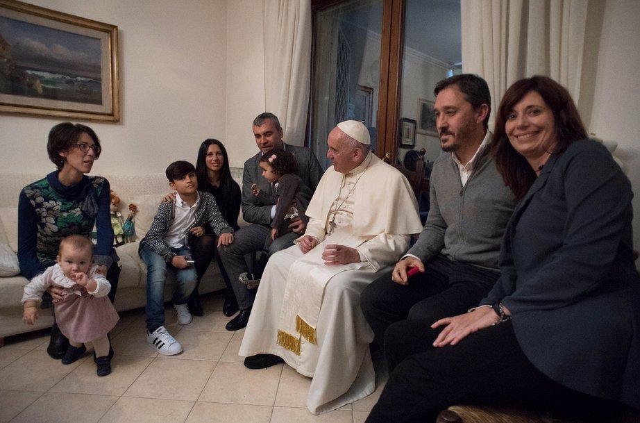 Una carta al Papa Francisco