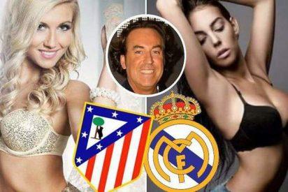 """Pipi Estrada: """"La semifinal de WAGS en Champions entre Real Madrid y Atlético la ganan los merengues"""""""