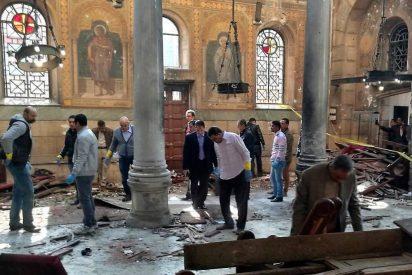 Ascienden a 38 los muertos en ataques contra dos iglesias egipcias