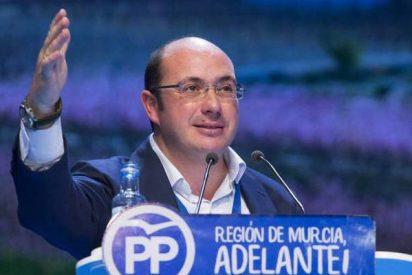 El PP da vía a libre al presidente de Murcia para que designe a su sucesor