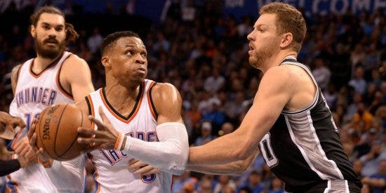 Pau Gasol frustra otro recital de Westbrook y Willy sigue entonado con los Knicks
