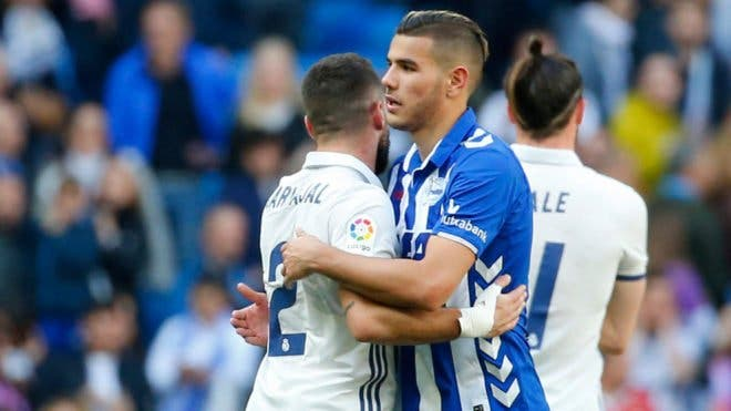 Real Madrid: Florentino hace 'un Figo' con Theo